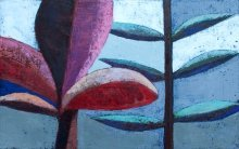 """""""Ambrosius 3"""" • 2011 • oil on canvas • 27 x 43 cm"""