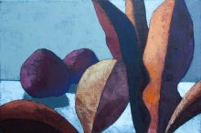 """Ambrosius 4"" • 2011 • oil on canvas • 28 x 42 cm • (private collection)"