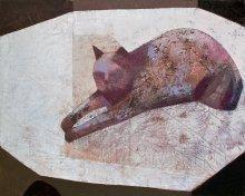 Agate cat