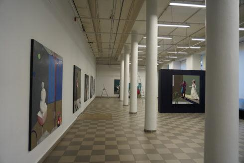 "Art Exhibition ""Figuurid"""