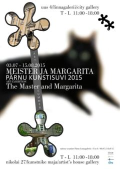 "Art Exhibition ""The Master and Margarita"""