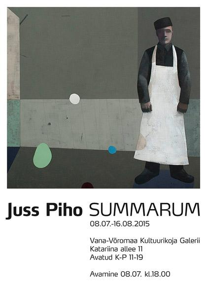 """Kunstinäitus """"Summarum"""""""