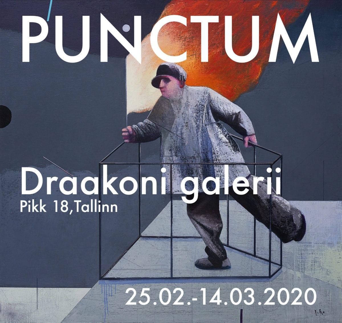 "Exhibition ""Punctum"" in Draakon gallery"